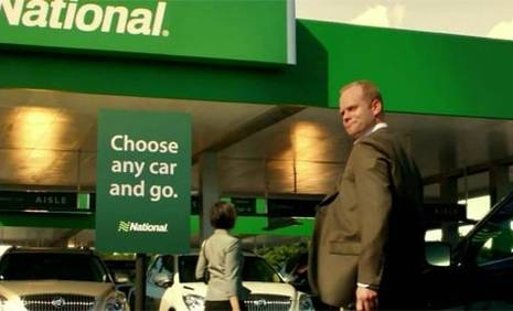 Book in advance to save up to 40% on National car rental in Brisbane - Virginia