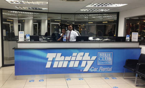 Book in advance to save up to 40% on Thrifty car rental in Perth in Western Australia